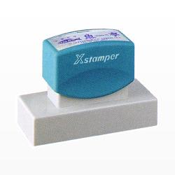 シヤチハタ : Xstamper 角型印2580号