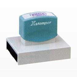 シヤチハタ : Xstamper 角型印65100号
